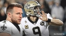 Saints' Taysom Hill has copied everything Drew Brees does