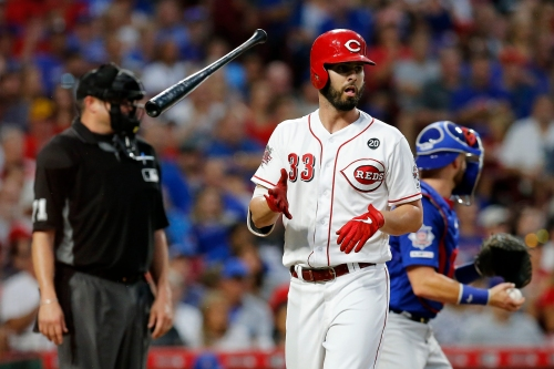 Jesse Winker out until September; Cincinnati Reds send top prospects to Arizona Fall League