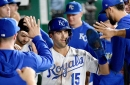 Royals stage late comeback to beat A's, 6-4