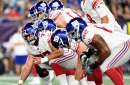Giants trail 29-10 at the half: Sloppy first half for both teams
