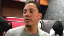 Wilmer Flores on D-Backs' fourth straight win