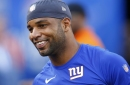 Golden Tate about to begin suspension — how much will his loss hurt Giants?