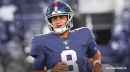 Giants WR Golden Tate says Daniel Jones has 'quietly become a leader'