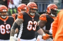 Bengals' first wave of roster cuts include Christian Westerman
