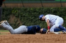 Playoff chances fade a little bit more as Brewers fall to Cubs, 7-1