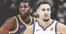 Warriors' Kevon Looney outs Klay Thompson for funny group chat mistake
