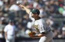 Athletics' big hit knack disappears in first loss to New York Yankees