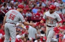 Raisel Iglesias implodes again as Reds fall 3-2 to Cardinals