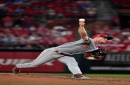 Sonny Gray caps dominant month; Raisel Iglesias blows save in Cincinnati Reds' loss to St. Louis