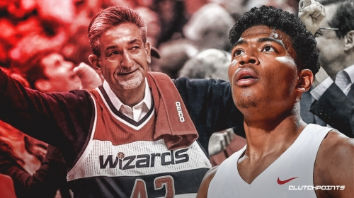 Wizards owner Ted Leonsis sees Rui Hachimura becoming the 'most popular athlete in Japan soon'