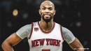 Taj Gibson thinks the 'sky is the limit' for Knicks