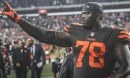 Report: Greg Robinson released but expected to re-sign with Browns