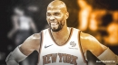 Taj Gibson says Knicks plan to 'go and compete for a playoff spot'