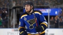 Blues agree to two-year contract with RFA Ivan Barbashev