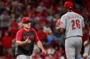 Reds manager David Bell hopes save is sign that things are turning around for Raisel Iglesias