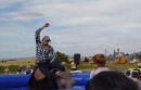 WSU equestrian coach beats the cowboys to claim title of world's top mechanical bull rider