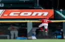Two pitches do in Anthony DeSclafani and Cincinnati Reds in loss to the Philadelphia Phillies