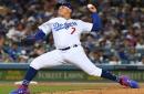 Dodgers News: Julio Urias Replacing Kenta Maeda In Rotation For Start Tuesday Against Rockies