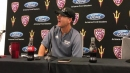 ASU offensive coordinator Rob Likens talks about Sun Devils' win over Kent State