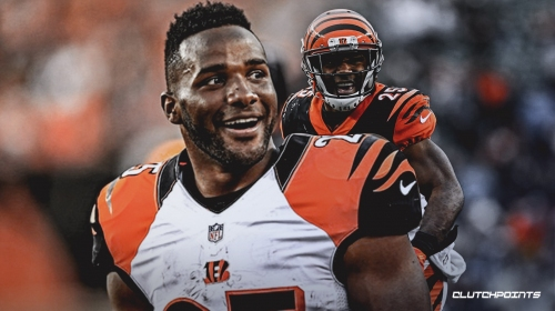 Giovani Bernard signs two-year, $10.3 million extension with Bengals