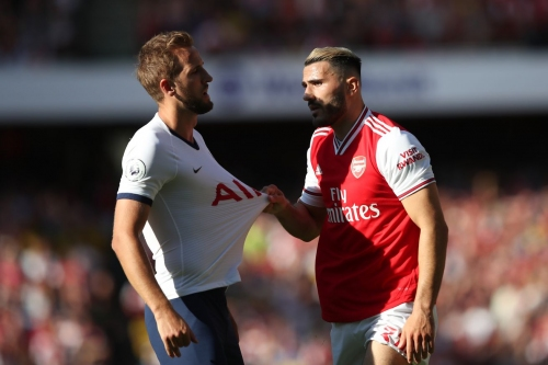 Arsenal 2-2 Tottenham: player ratings to the theme of football derbies