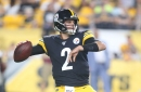 Mason Rudolph, as the next man up, ready to help the Steelers any way possible