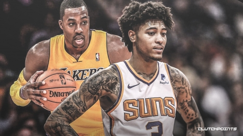 Kelly Oubre Jr. says Dwight Howard was a good teammate, but was a 'little distant'