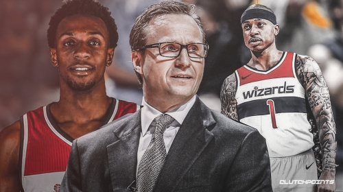 Scott Brooks says Isaiah Thomas, Ish Smith will battle it out for Wizards' starting point guard spot in training camp