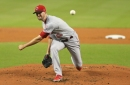 Cincinnati Reds' Alex Wood sidelined with lower back pain, hopes to return this season