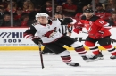 Coyotes sign Clayton Keller to 8-year contract extension