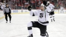 Kings re-sign RFA Adrian Kempe to three-year, $6M contract