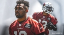 Cardinals' Christian Kirk expected to return punts
