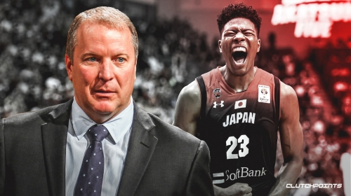 Wizards GM Tommy Shepard calls Rui Hachimura a 'generational talent' for Japan