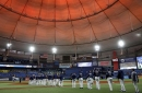 View from the Catwalk: Wild Card leading Rays welcome Blue Jays into town