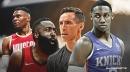 Knicks' RJ Barrett has been watching a lot of Steve Nash, James Harden, Russell Westbrook