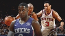 Knicks' RJ Barrett reveals that John Starks is one of his favorite players