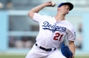 Dodgers Probables: Clayton Kershaw Starting Series Opener Vs. Giants, Tony Gonsolin Pitching Saturday, Walker Buehler Candidate To Be Pushed Back With Dustin May Potentially Slotting In