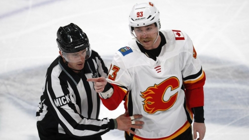 Sam Bennett knows Flames messed up last year, will learn from adversity