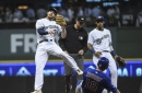 Cubs and Kyle Schwarber beat Brewers 10-5