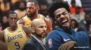 Lakers' Quinn Cook describes being around Jason Kidd, Rajon Rondo, LeBron James as a 'point guard's dream'