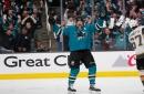 Joe Thornton re-signs with Sharks ahead of 22nd NHL season