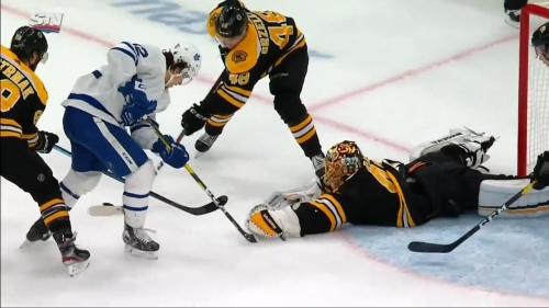 Even Rask can't explain his playoff dominance over Maple Leafs