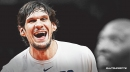 Point Boban Marjanovic throws beautiful no-look pass in transition