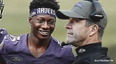 Ravens coach John Harbaugh says Marquise Brown will play in Week 1
