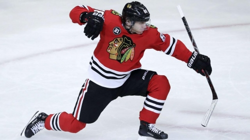 Blackhawks' Patrick Kane looking forward to building off of last season
