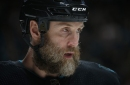 Sharks' Joe Thornton on Joe Pavelski, Logan Couture, and what took so long for him to sign