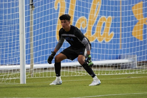 UCLA Men's Soccer Faces Defending National Champ Maryland in Westwood Tonight