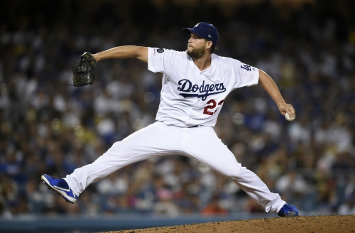 Clayton Kershaw left frustrated by short start in Dodgers' loss to Giants