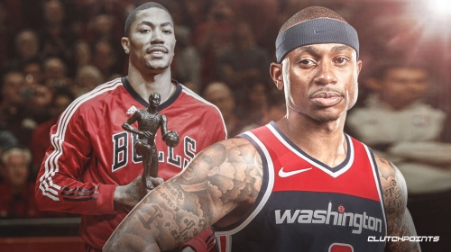 Wizards' Isaiah Thomas believes ex-MVP Derrick Rose is a Hall of Famer 'in my book'