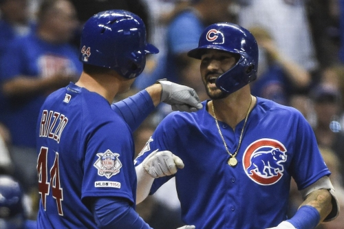 2019 Cubs Heroes and Goats: Game 140